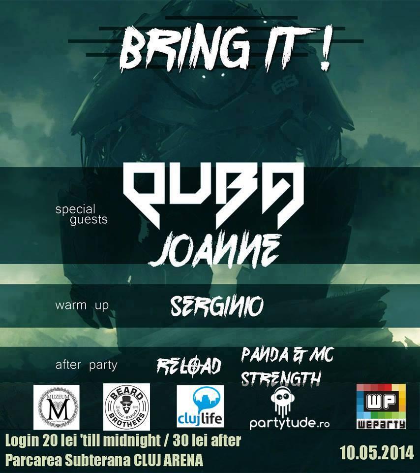 Bring It! @ Cluj Arena