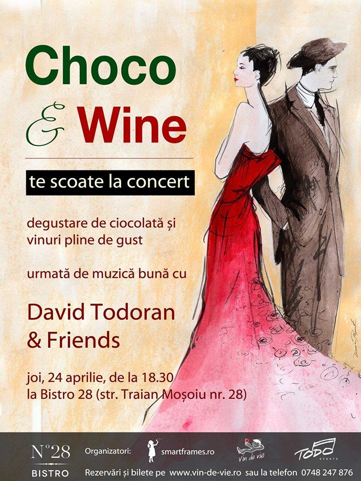 Choco&Wine @ Bistro 28