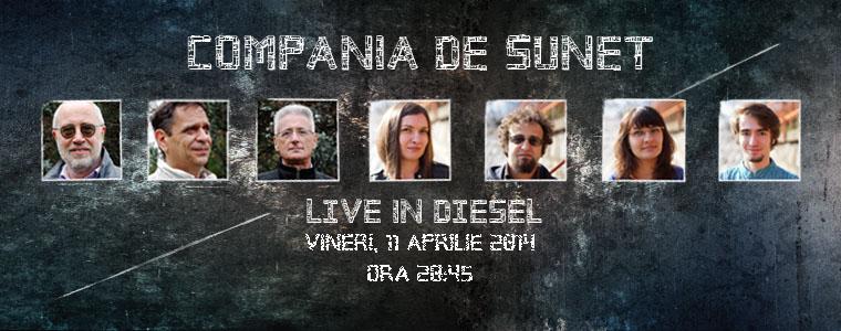 Compania de sunet @ Diesel Club