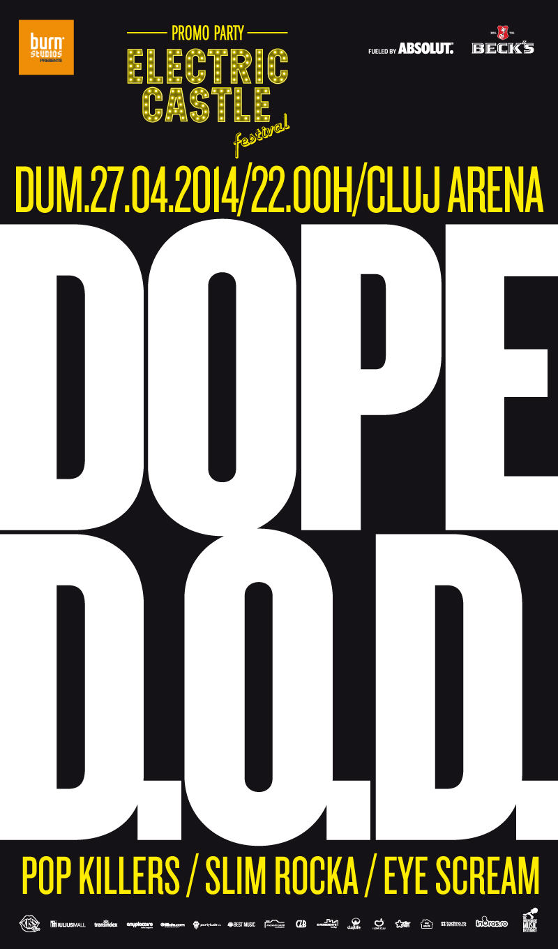 DOPE D.O.D. @ Cluj Arena