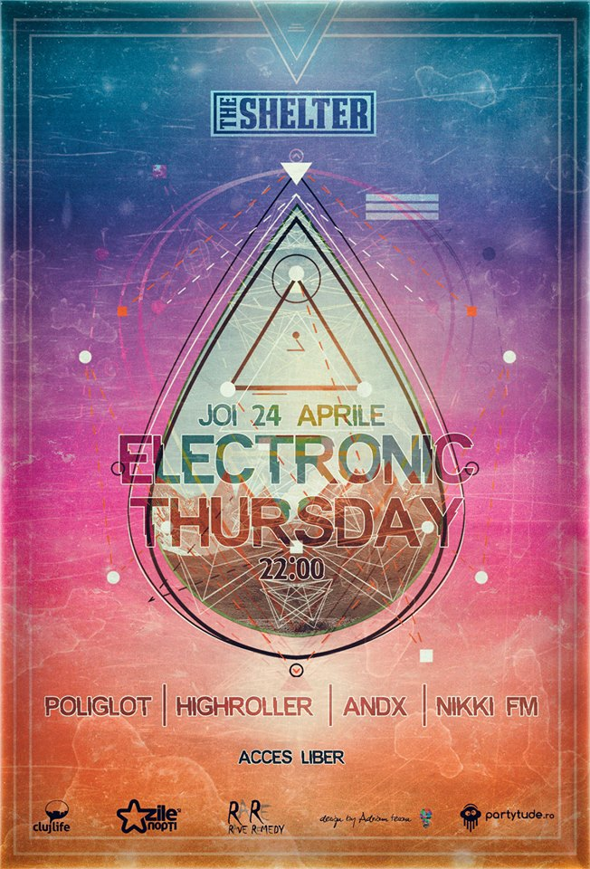 Electronic Thursday @ The Shelter