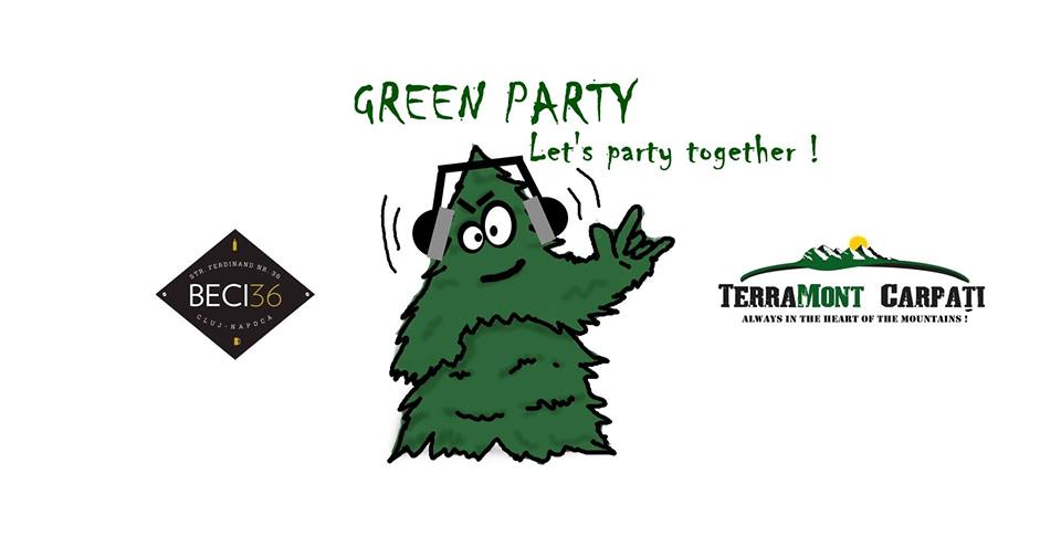 Green Party @ Beci 36