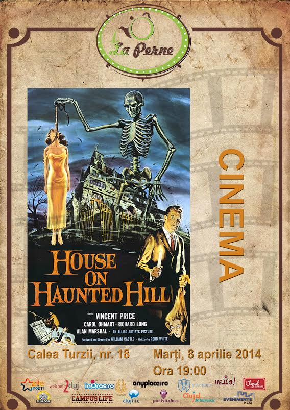 The House on Haunted Hill @ La Perne