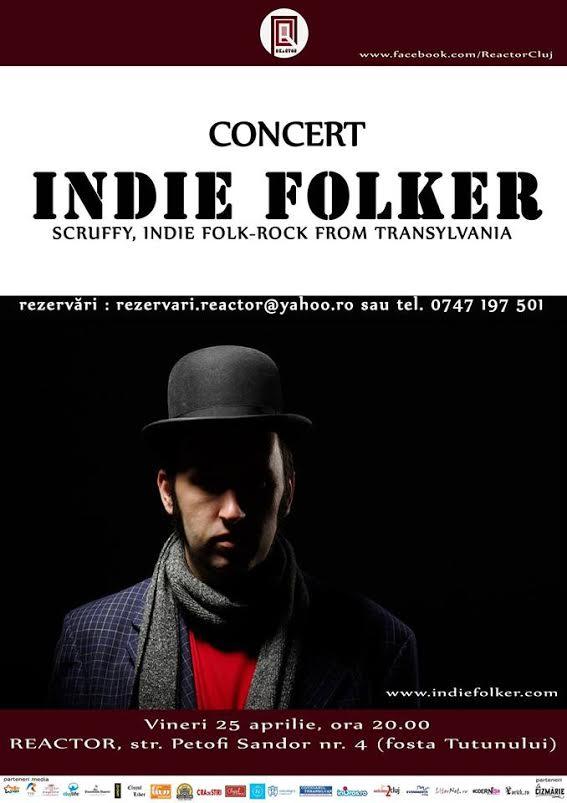 Indie Folker @ Reactor