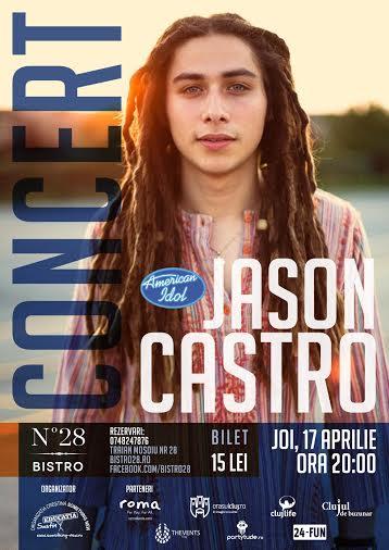 Jason Castro @ Bistro 28