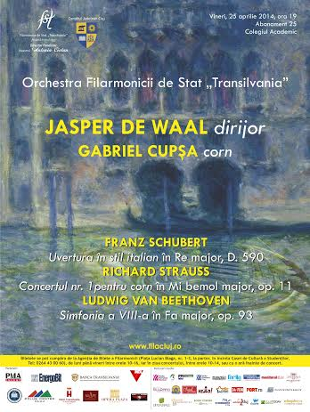 Concert simfonic @ Casa Universitarilor