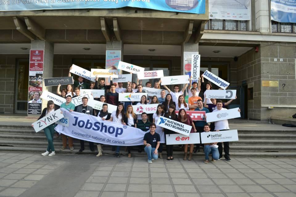 A XX-a ediție JobShop® a luat sfârșit!