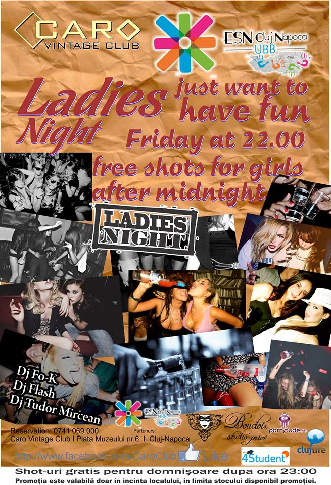 Ladies Night Out – Easter Edition @ Caro