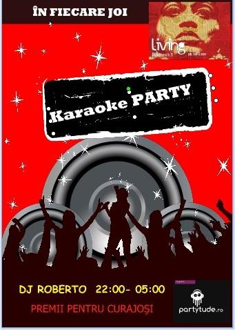 Karaoke Party @ Living Pub