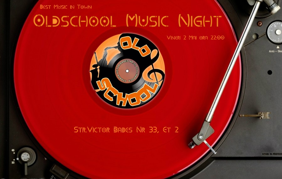 Oldschool Music Night @ Oldschool