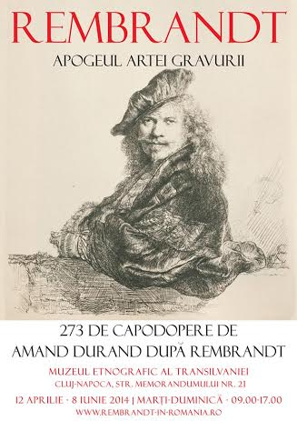 Rembrandt Van Rijn @ Muzeul Etnografic
