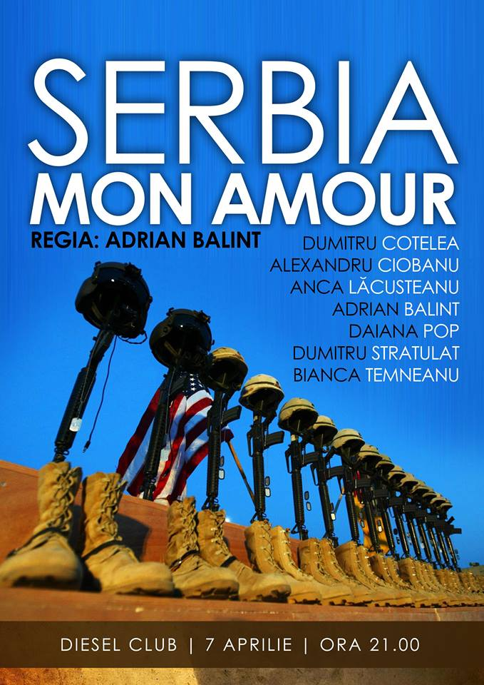 Serbia – Mon amour @ Diesel Club