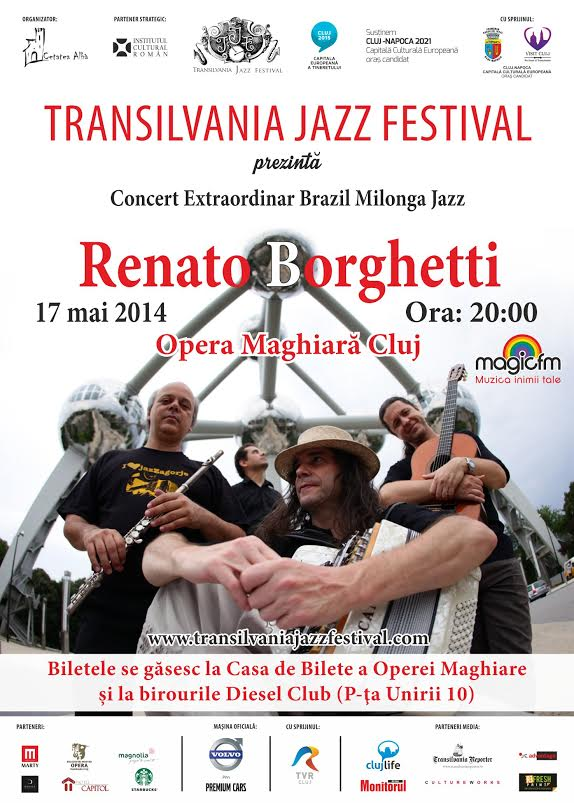 Transilvania Jazz Festival @ Opera Maghiara