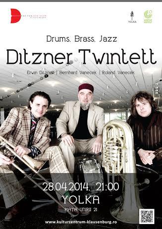 Ditzner Twintett @ Yolka