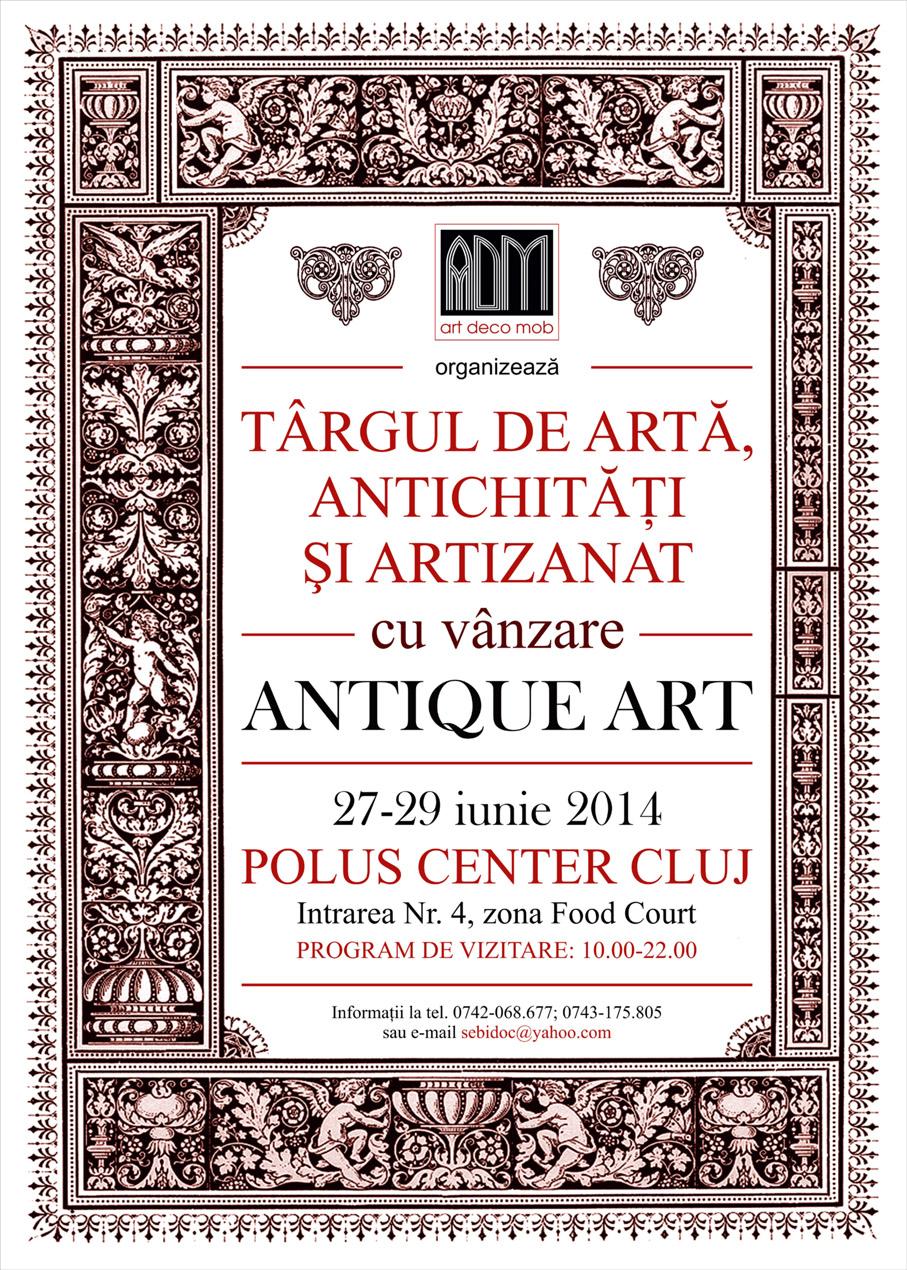 Antique Art @ Polus Center