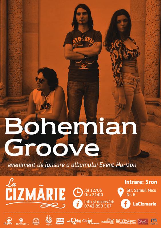 Bohemian Groove @ La Cizmarie