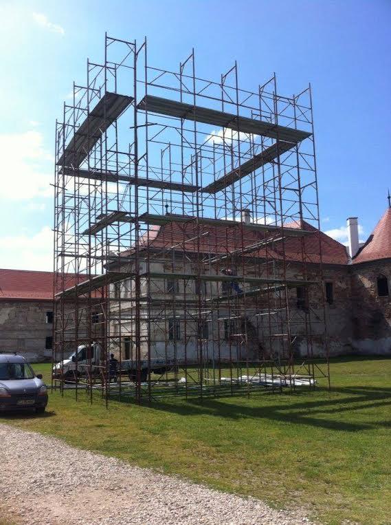Pregătirile pentru Electric Castle Festival, pe ultima sută de metri