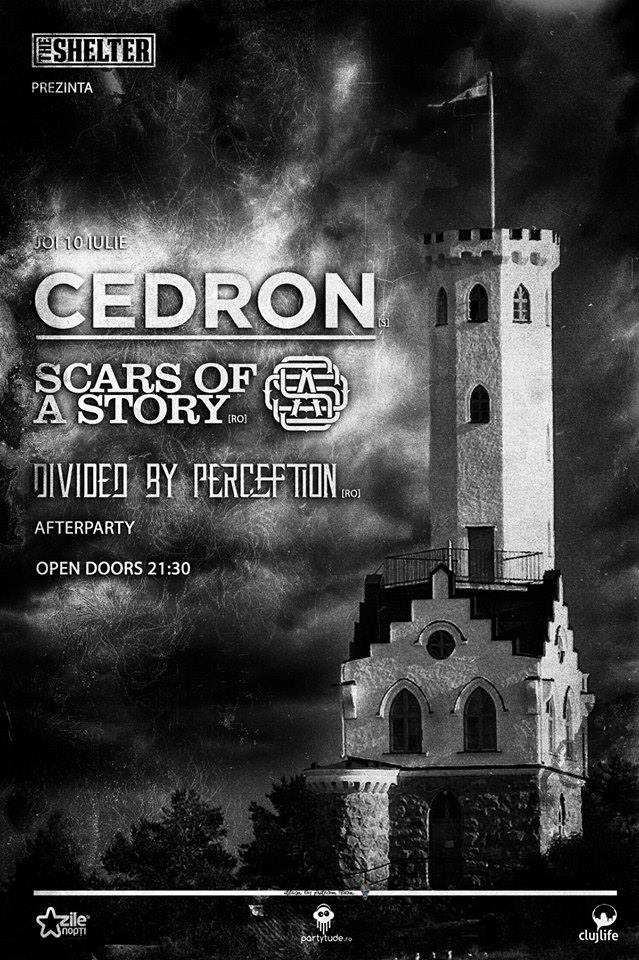 Cedron @ The Shelter