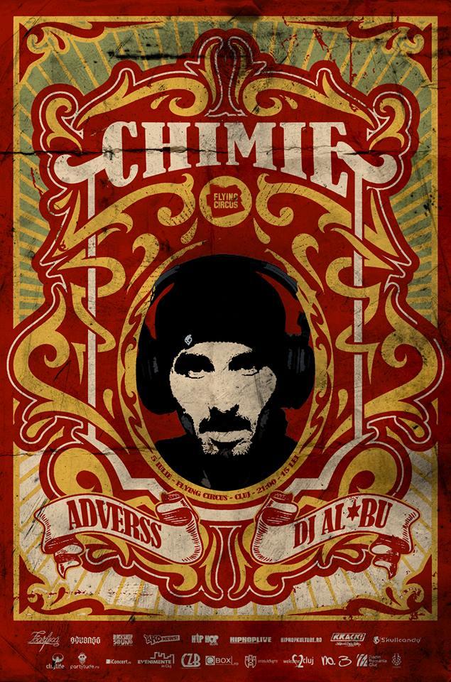 Chimie @ Flying Circus Pub