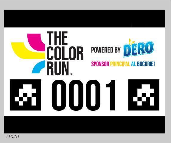 The Color Run @ Piata Unirii