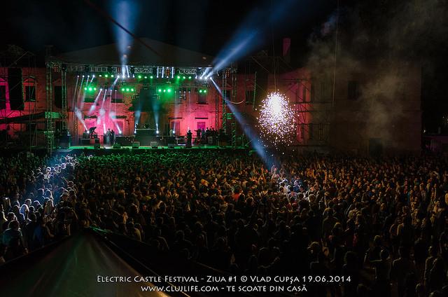 Poze: Electric Castle Festival 2014 – Ziua #1