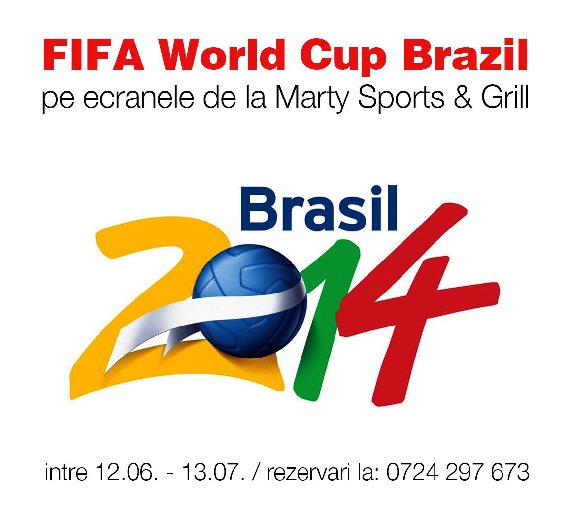 FIFA World Cup @ Marty Sports & Grill