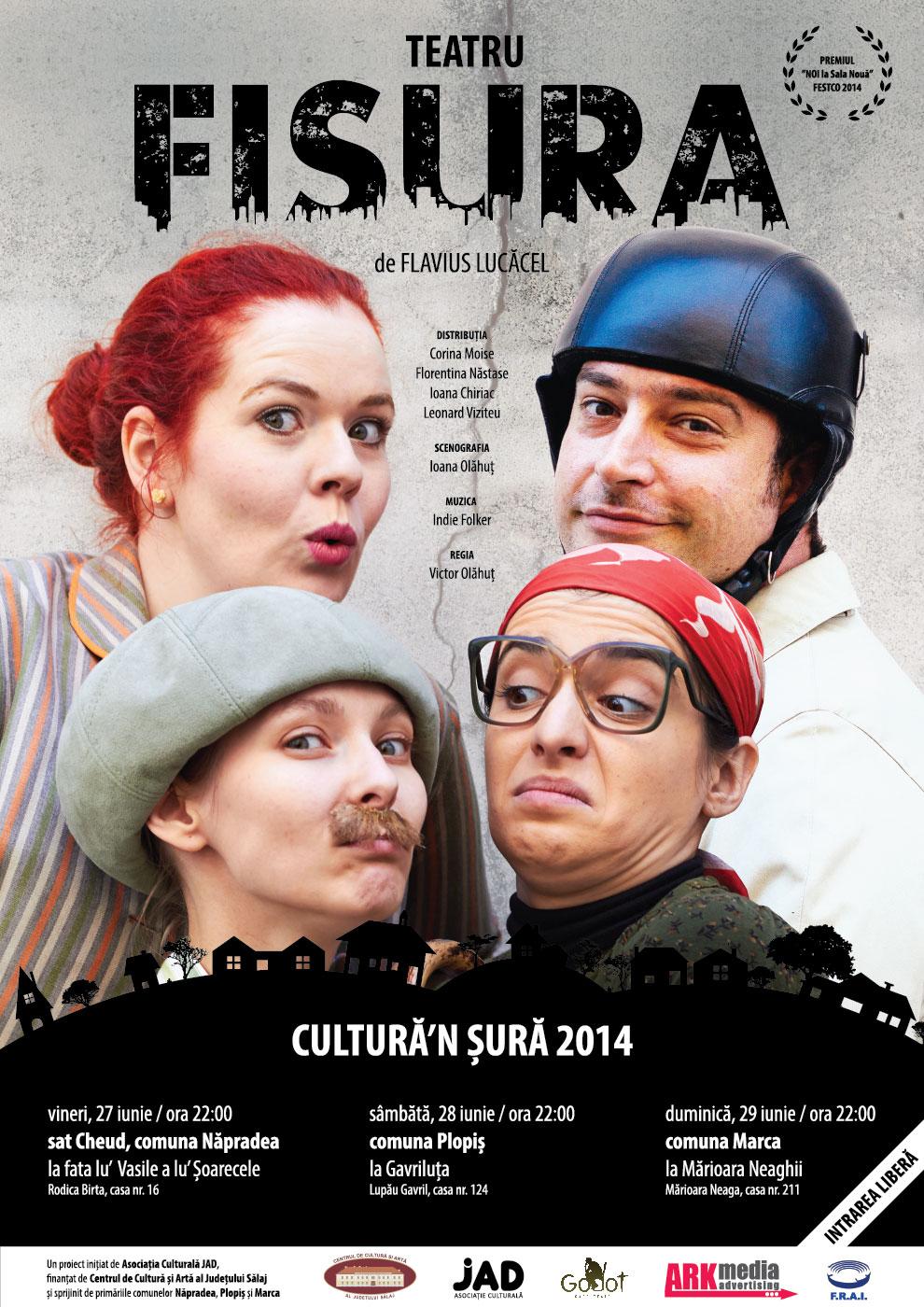 Cultură-n șură @ Sat Cheud, Plopiș & Marca