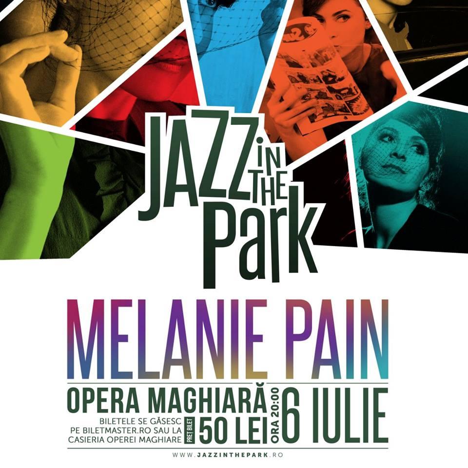 Melanie Pain @ Opera Maghiara