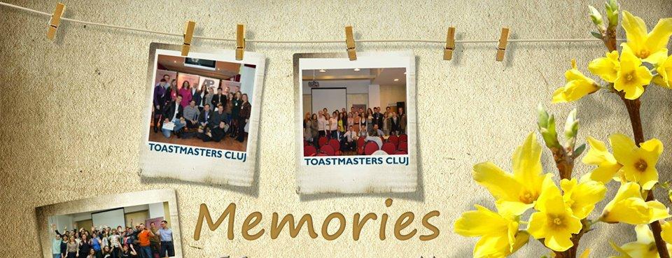 Memories @ Toastmasters