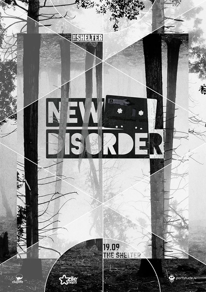 New Disorder @ The Shelter