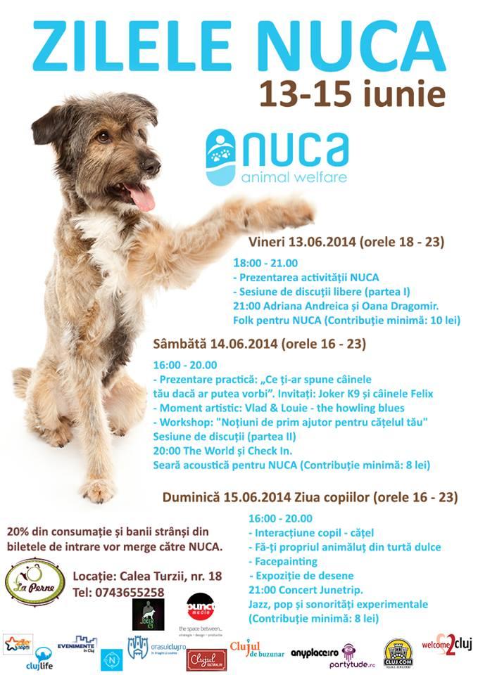 Zilele NUCA @ La Perne