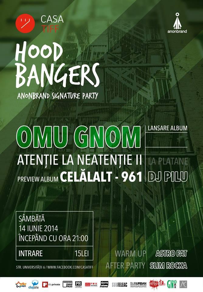 Hood Bangers #10 @ Casa TIFF