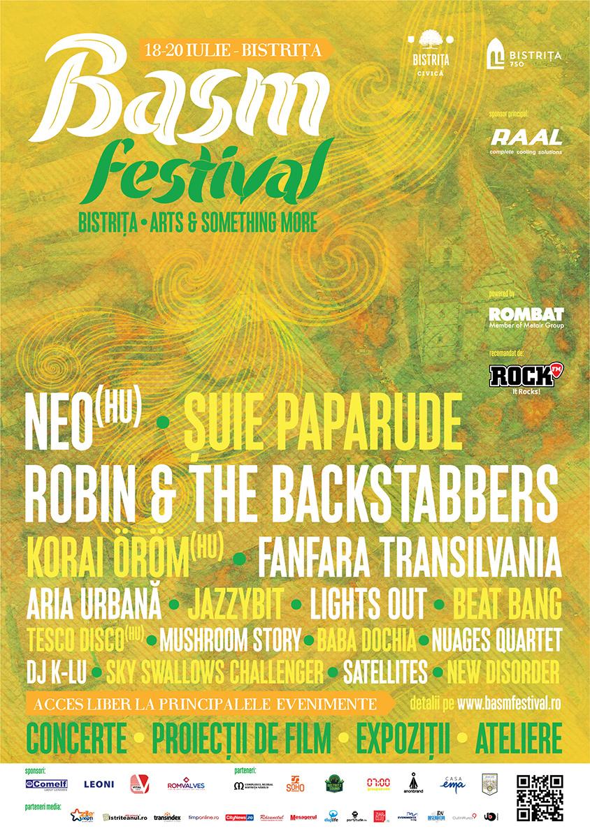 Basm Festival @ Bistrita