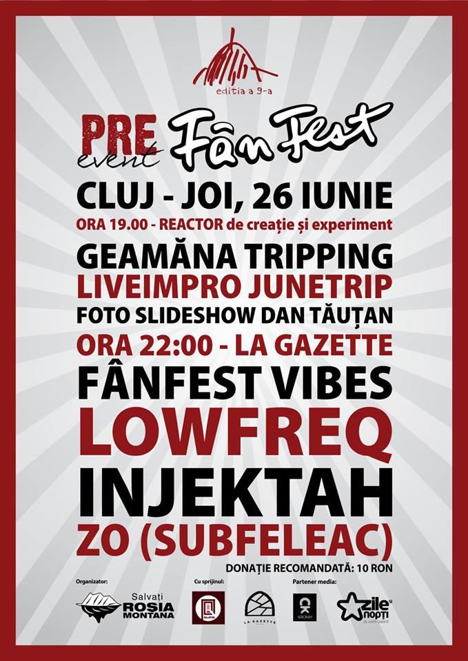 Pre-event FanFest 2014