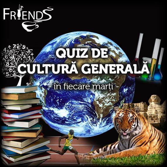 Quiz Night @ Friends Cafe