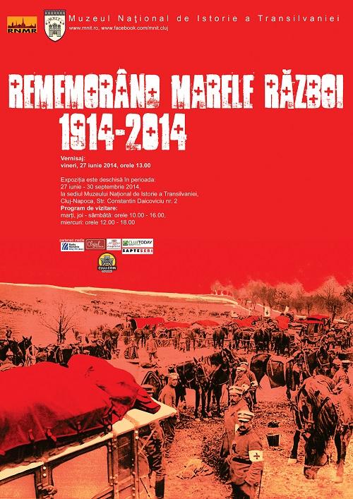 Rememorand Marele Razboi 1914-2014