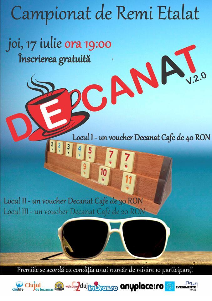 Campionat de Remi @ Decanat 2.0