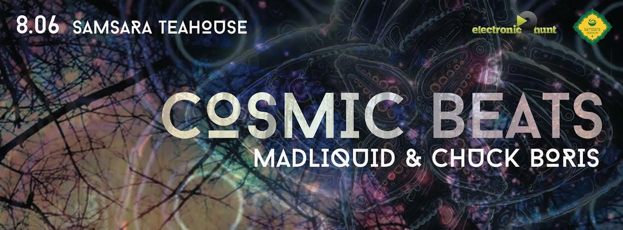 Cosmic Beats @ Samsara TeaHouse