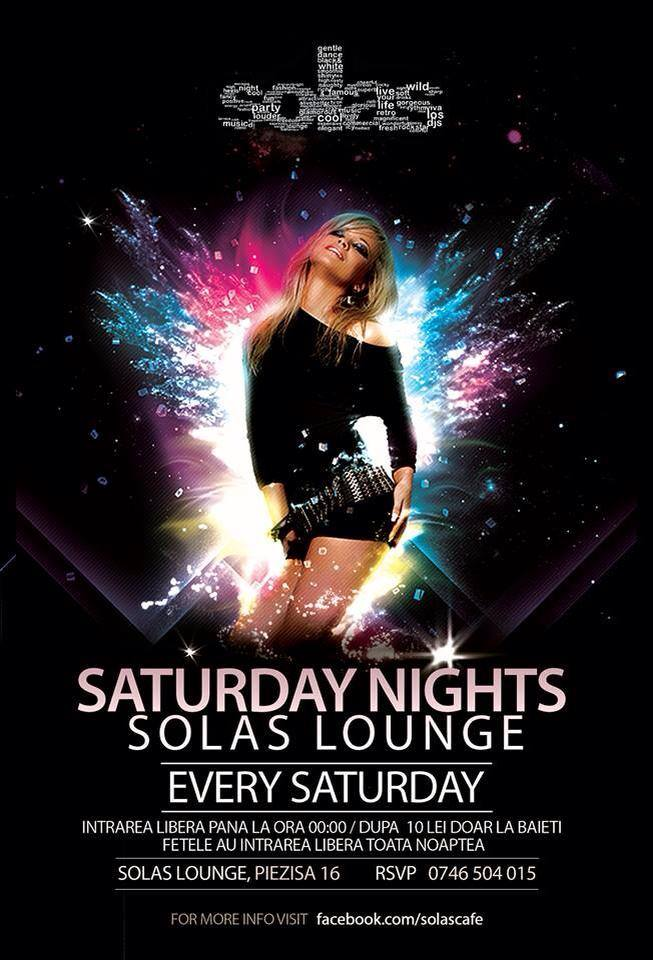 Nykkotin @ Solas Lounge