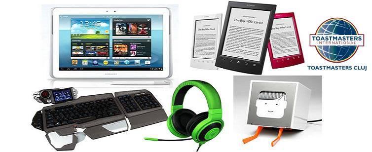 Gadgeturi, Device-uri si Aplicatii @ Hotel Central