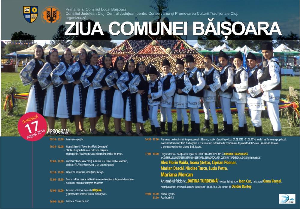 Ziua comunei Băişoara
