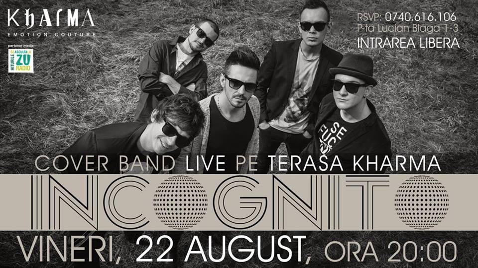 Incognito live @ Terasa Kharma