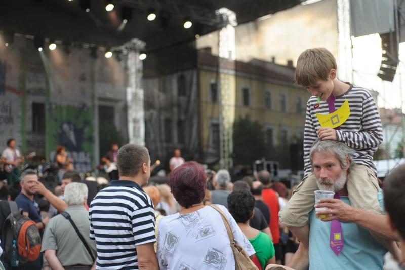 Microstagiune și Cortul Teatrului la Zilele Culturale Maghiare 2014