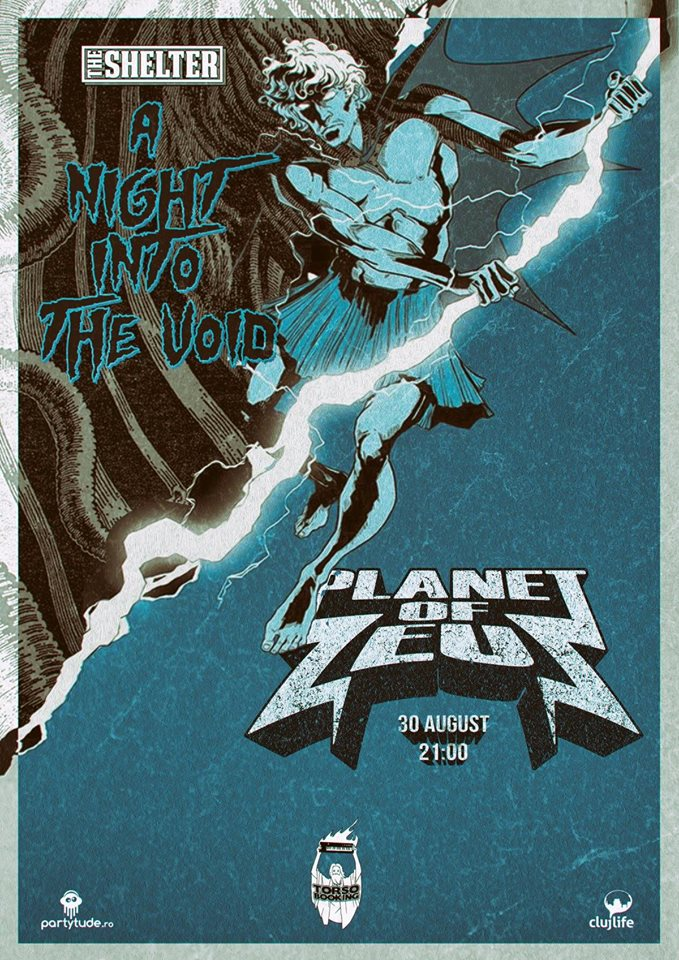 A Night Into the Void w/ Planet Zeus