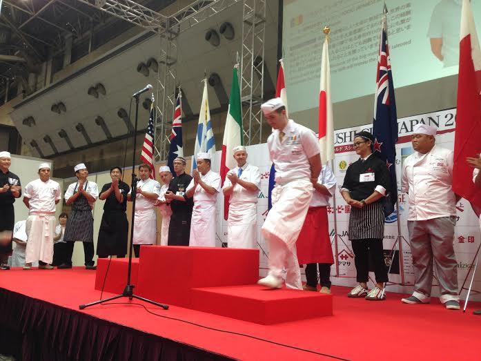 Clujul – locul III la Cupa Mondiala de Sushi