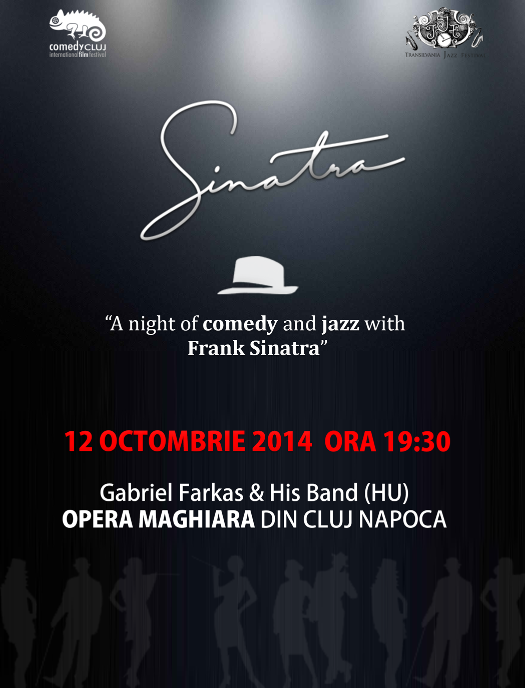A night of Comedy and Jazz with Frank Sinatra