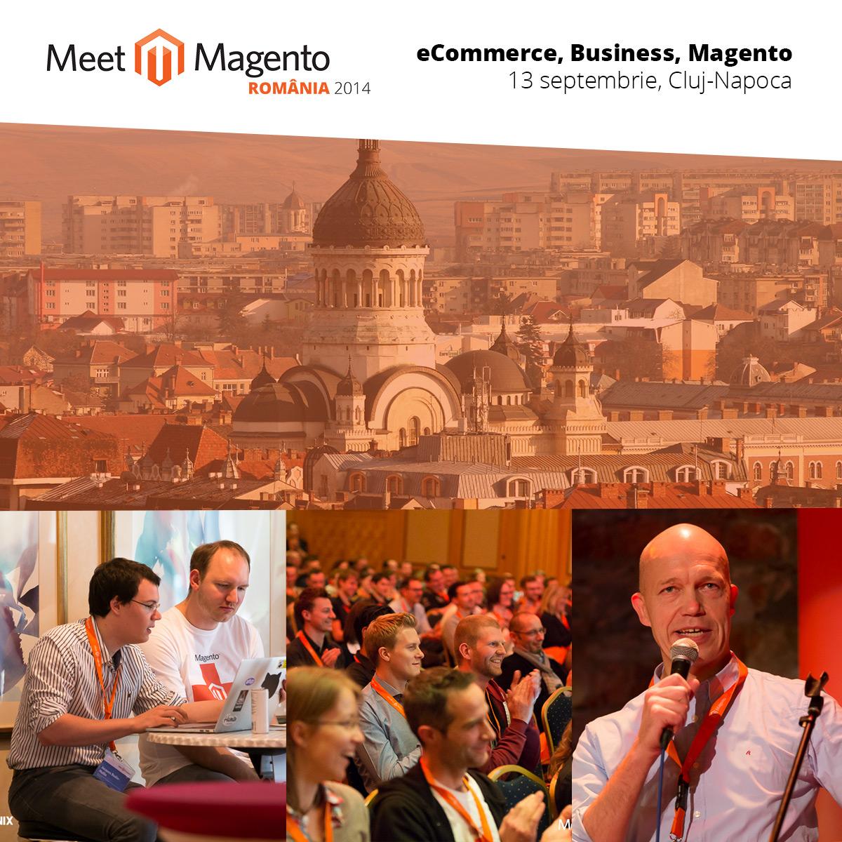 Meet Magento, evenimentul de referință pentru eCommerce și Magento