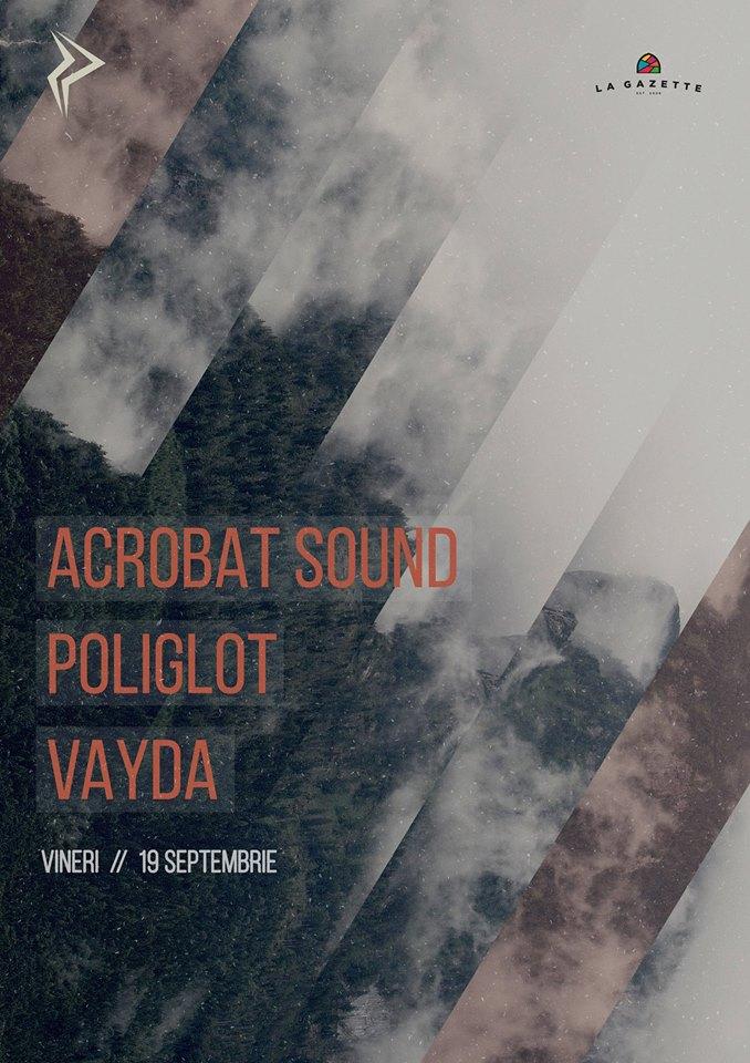 Acrobat Sound @ La Gazette