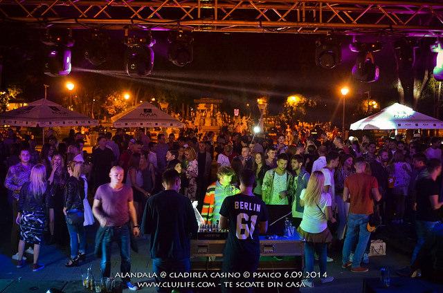 Poze: alandala lounge party #4 @ Cladirea Casino