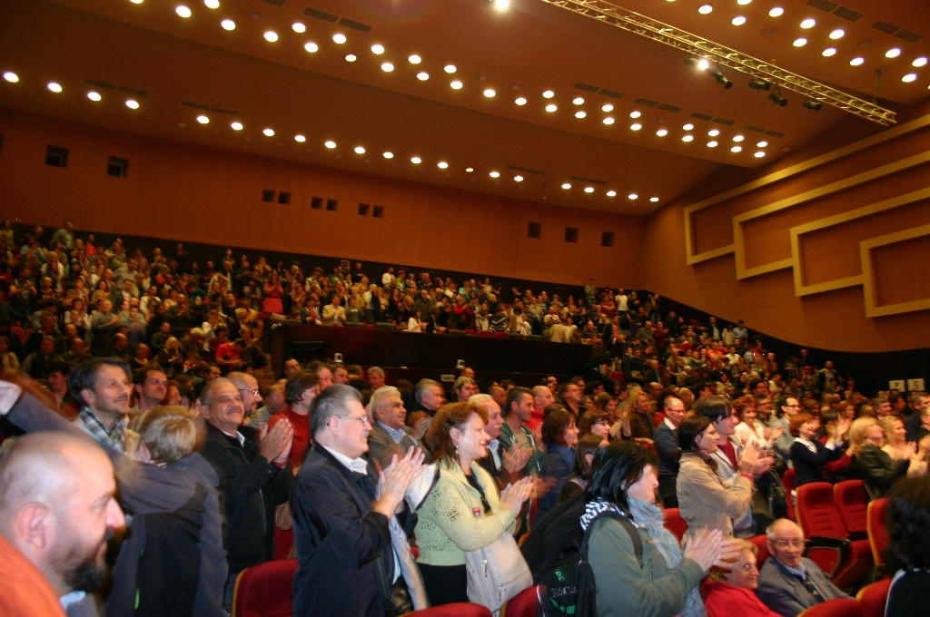 Alexandru Andrieș la Cluj – un artist desăvârșit, un spectacol cum rar vezi